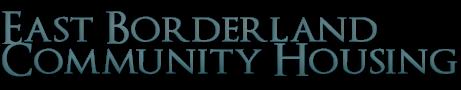 East Borderland Community Housing Logo