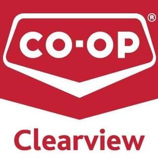 Clearview Coop Logo