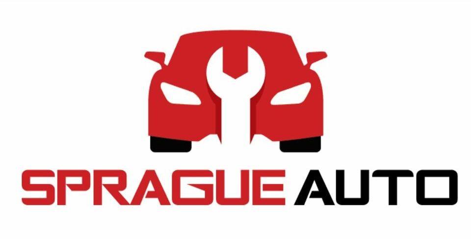 Sprague Auto Logo
